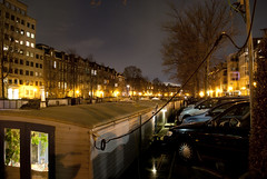Sonneveld (Elko Born) Tags: west amsterdam oudwest gracht woonboot