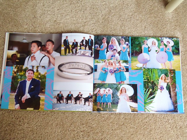My Blurb Wedding Album photo 7