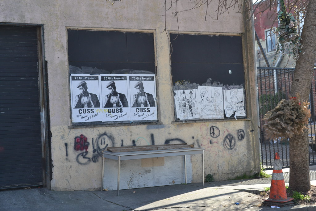 CUSS, NINA, STM, Oakland, Graffiti, Street Art, Posters
