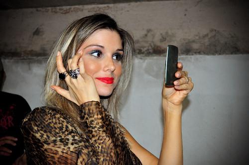 Flavia Viana, a ex BBB lol