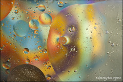 Disco to Disco (Vinnyimages) Tags: macro texture bubbles canon5d funinthesun nikon50mm14d vinnyimagescom