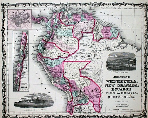 Antique-Latin-Map