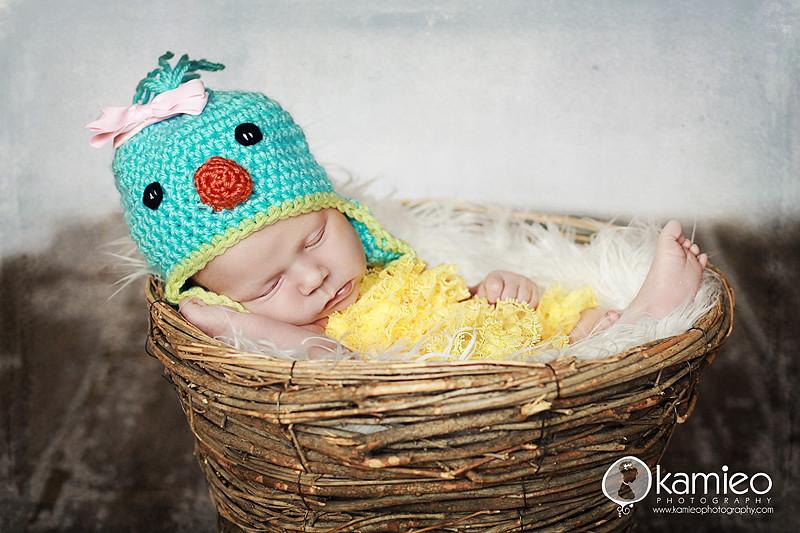 Newborn Baby C.