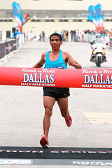2011 Rock n Roll Dallas Half Marathon