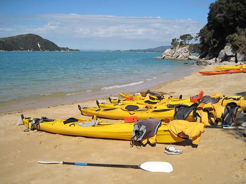 Your kayak awaits
