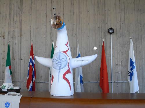 太陽の塔黄金の顔展@EXPO'70パビリオン-09