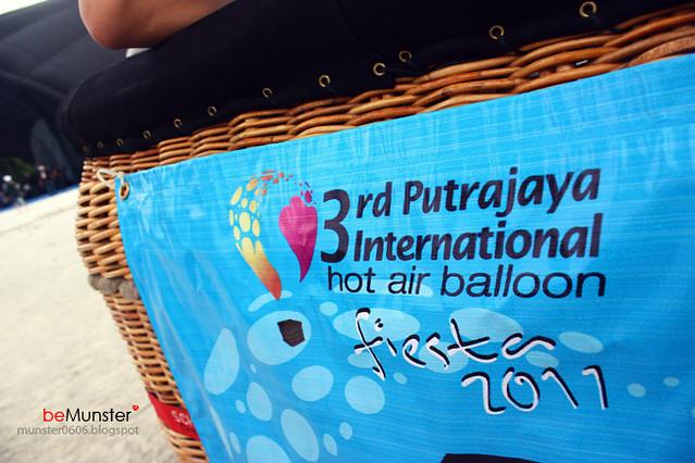 3rd Putrajaya International Hot Air Balloon Fiesta 2011