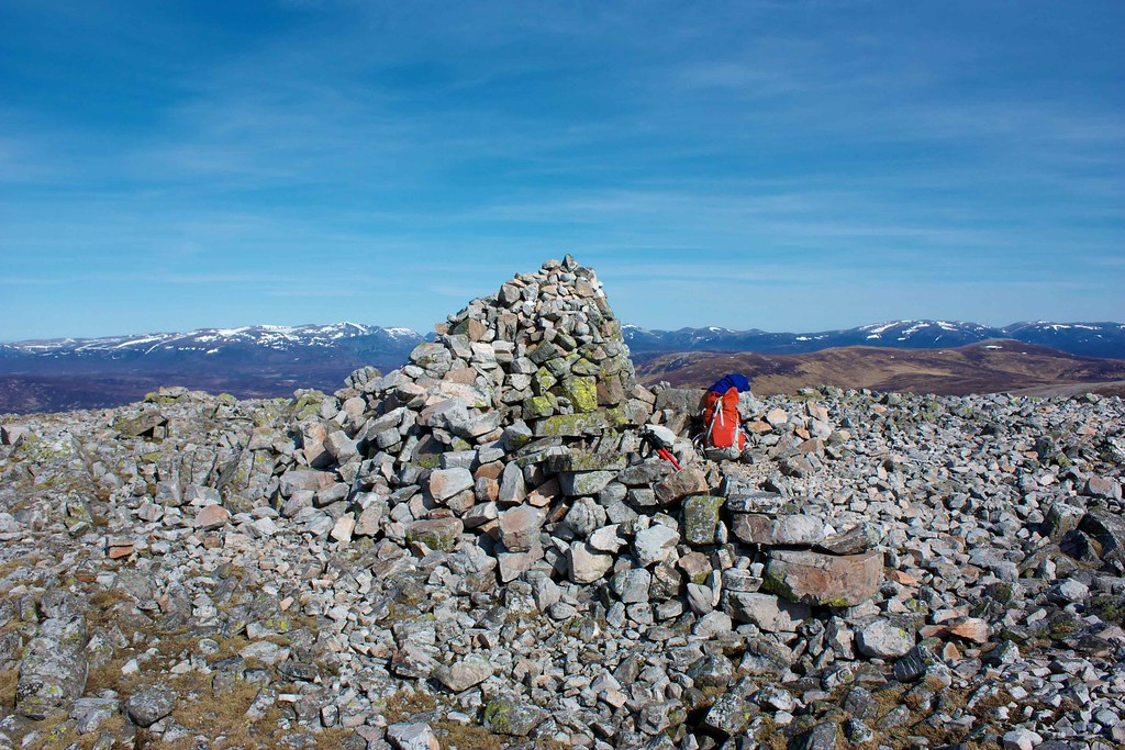Summit of Carn an Righ