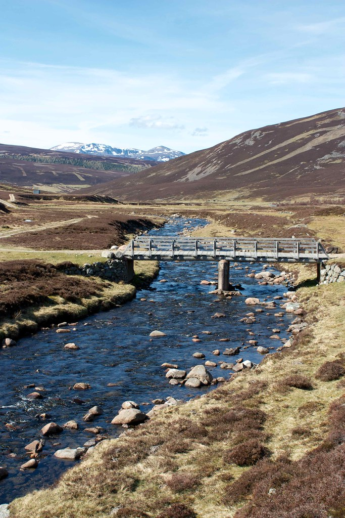 Final bridge over the Ey