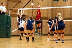 "Girls Varsity Volleyball • <a style=""font-size:0.8em;"" href=""http://www.flickr.com/photos/34834987@N08/13907275235/"" target=""_blank"">View on Flickr</a>"