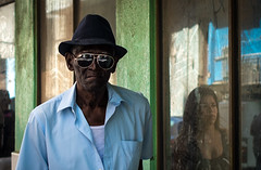 Havana man (Simona Ray) Tags: