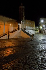 Rainy Night in Chefchaouen (clmenceLiu ) Tags: africa heritage night nikon morocco chefchaoun nikond800