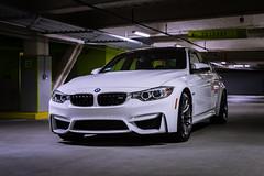 2017 BMW M3 (satoshikom) Tags: canoneos60d canonef1635mmf28liiusm bmwf80m3 adobe garage weekend
