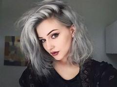 الرمادي اختيارك الأمثل في صباغة شعرك لموسم خريف 2016 (Arab.Lady) Tags: الرمادي اختيارك الأمثل في صباغة شعرك لموسم خريف 2016