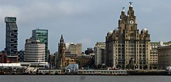 Iconic Skyline (cliffordstead) Tags: liverpool liverbuilding