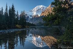 Cavell Lake - Jasper (robertopastor) Tags: alberta amrica canada canadianrockiesmountain canad cavelllake fuji jasper montaasrocosas robertopastor viaje xt2 xf1655mm