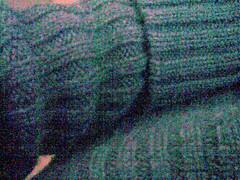 il maglione responsabile dello stampo