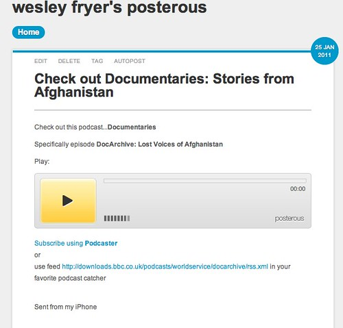 Check out Documentaries: Stories from Afghanistan - wesley fryer's posterous