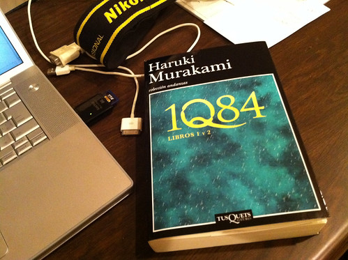 1Q84 Spanish version