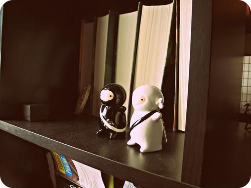bookshelf ninjas