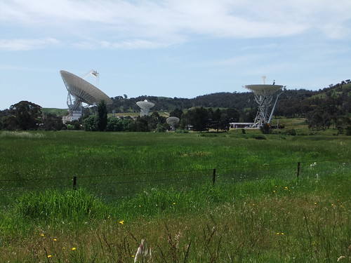 Tidbinbilla Tracking Station