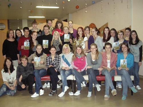 """Projektteam 4DHW f.d. Wörterbuch """"Italienisch am Bauernhof"""""""