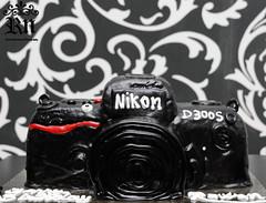 My b,day cakes (Rawan Mohammad ..) Tags: birthday camera black cakes cake happy photography design nikon day photographer photos sweet birth australia brisbane mohammed saudi arabia bday tamron mohammad 2010 rn  rawan        d300s rnona     almuteeb