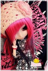 Akira - Pullip Tiphona (Kim-kun) Tags: world doll innocent akira pullip custom pullips obitsubody innocentword rewiged tiphona pulliptiphona