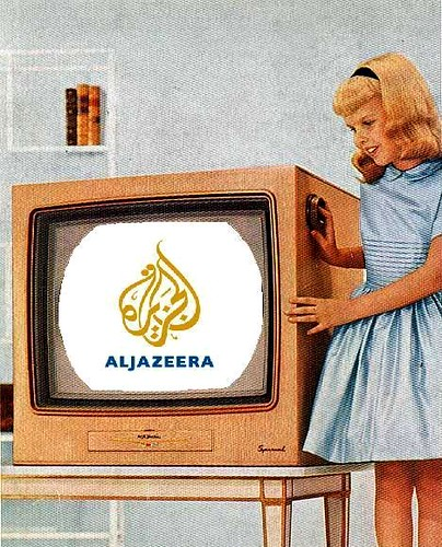 The Revolution Was Televised-- by Al Jazeera