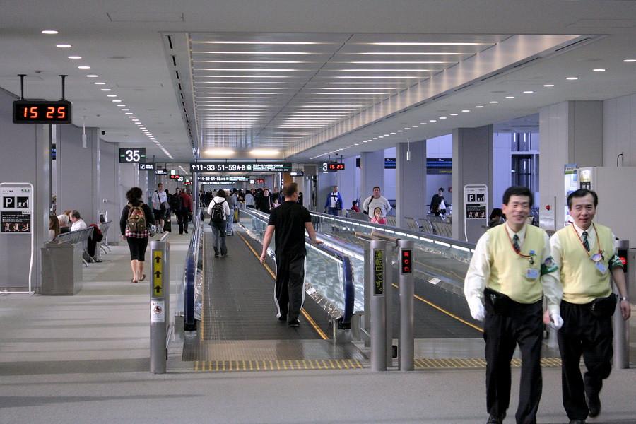 Narita airport(4)
