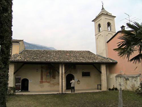 Chiesa San Martino - Platano (Caprino)