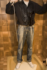 DSC_0665 (Zeeleeuwtje) Tags: wet water shower bath sticky clothed sneakers clothes jeans bathing dressed dripping soaking soaked wettshirt clinging wetshirt soakingwet wetlook wetshoes wetclothes wetjeans drippingwet clothedshower wetguy wetmale wetsneakers