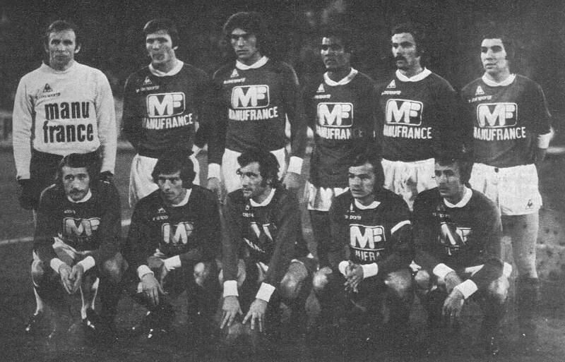 Saint-Etienne 1973-74
