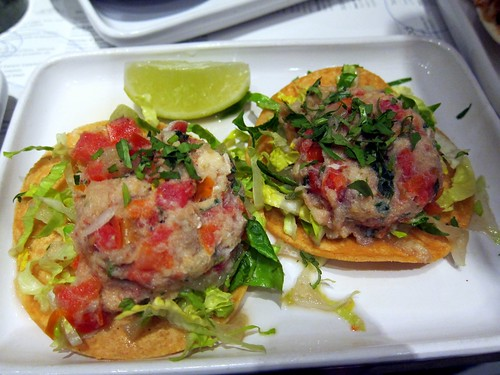 MSC mackerel tostadas