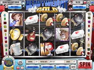 Heavyweight Gold slot game online review