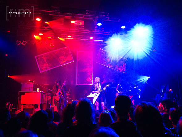 Sizzling Grace Potter & The Nocturnals @ Venue