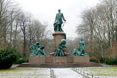 Bismarck Memorial, Tiergarten