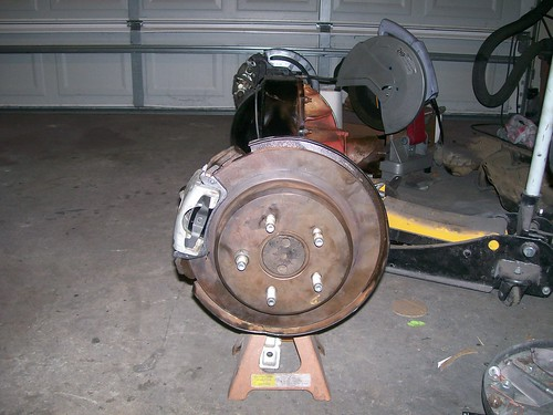 1957 Ford Explorer Brakes by