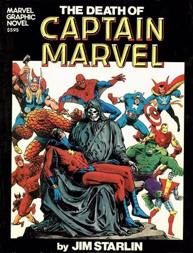 Pietà - Capitão Marvel