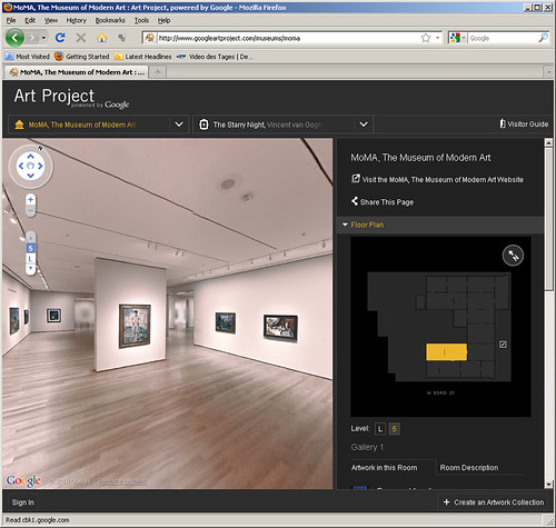 Art Project Powered by Google - NYMOMA