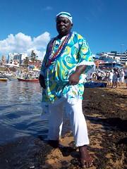 Festa de Yemanja, Salvador. 14 (Jon Hardeman) Tags: brazil people bahia salvador candomble orixas candombl yemanja