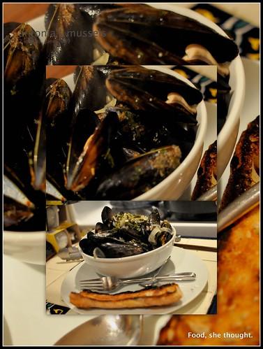 antonia's mussels