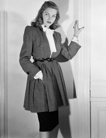 lauren bacall 1945