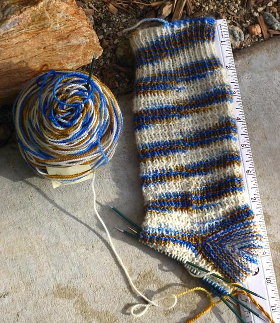 Longjohn Socks 001