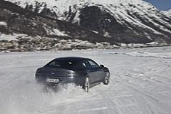 Rapide in the snow (Daniel 5tocker) Tags: winter snow st switzerland martin moritz aston drift rapide samedan powerslide