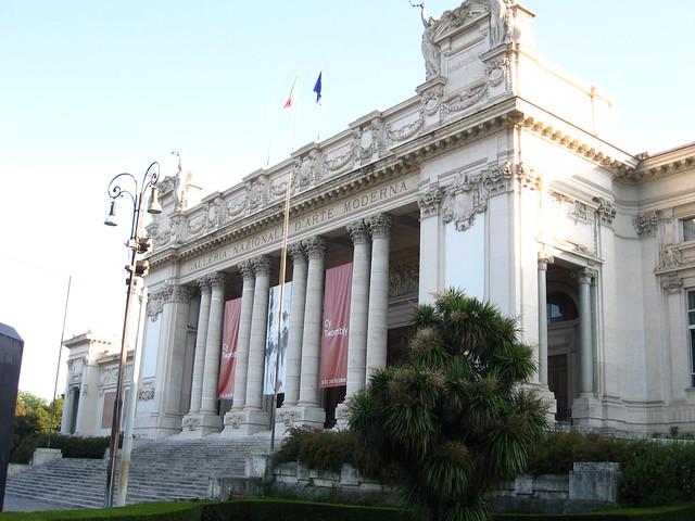 ボルゲーゼ美術館のフリー写真素材