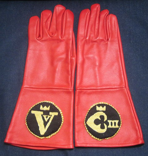 Royal's Gloves I