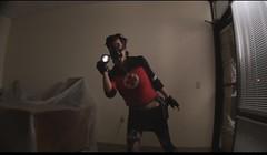 Dark Corners (noirgirls) Tags: fetish video noir heroine horror gasmask distress peril damsel ryona tobatsu