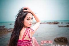 leanna_013 () Tags: portrait beach girl island dream melaka     2011   pulaubesar