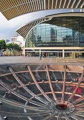 The Shoppes @ Marina Bay Sands (williamcho) Tags: tourism fashion architecture shopping singapore interiors branded sigma casino shoppingmall trendy exclusive highend d300 10mm beautysecret kartpostal marinabaysands flickrestrellas theshoppes williamcho